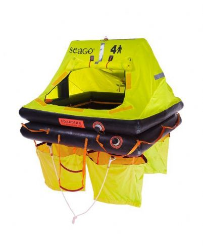 Seago NEW Sea Cruiser Liferafts ISO 9650-2